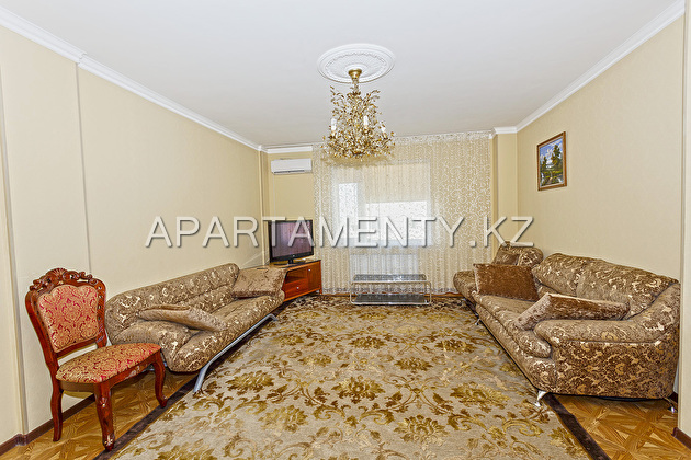 Rent one-bedroom apartment in Astana