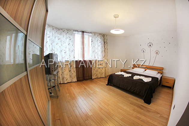 One bedroom apartment, Khusainova