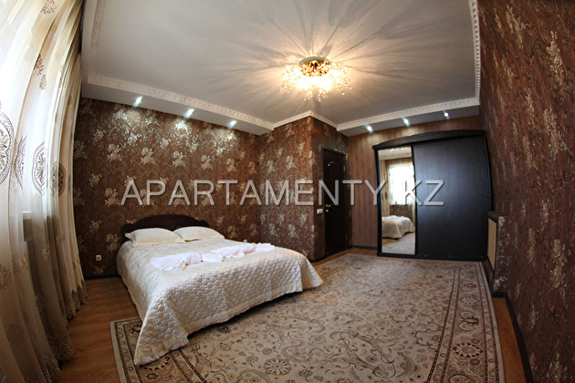 2-bedroom apartment, Rozybakiev