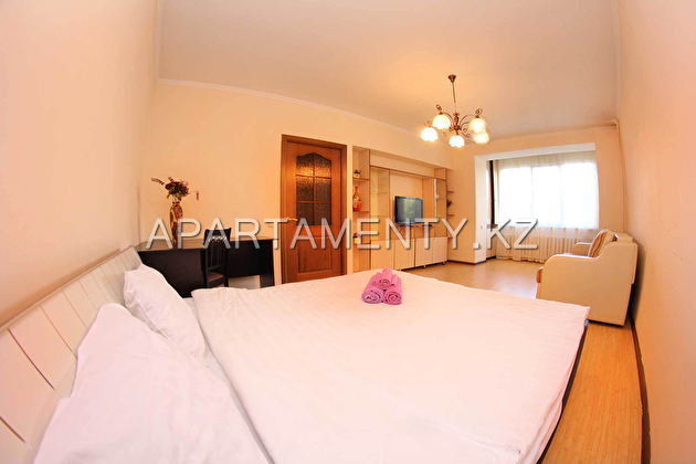 One bedroom apartment, Center, Almaty