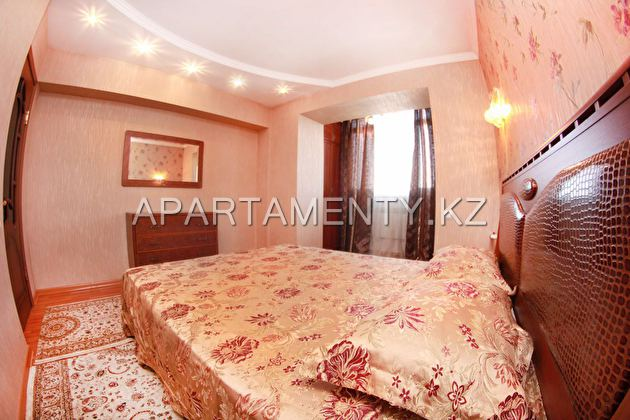 Spacious apartment in Almaty