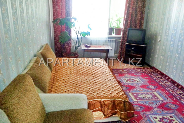 Apartment for Rent, Railway station, Kostanay