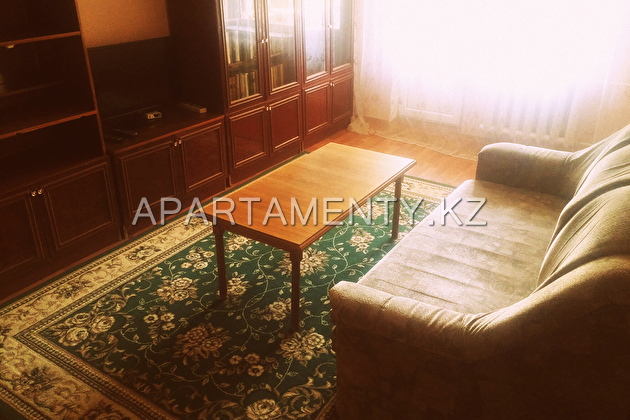 Apartment for rent, Bostandyk district, Almaty