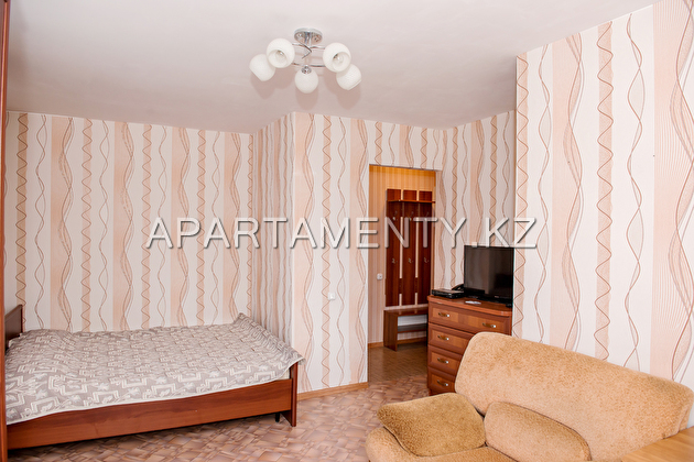 Comfort class apartment in Karaganda