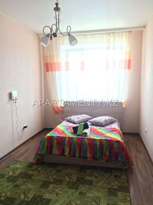 The new studio apartment in Kostanay