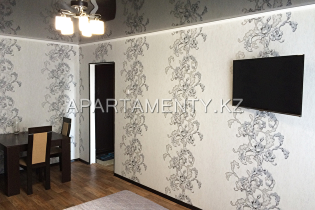 Modern apartment in the center of Pavlodar
