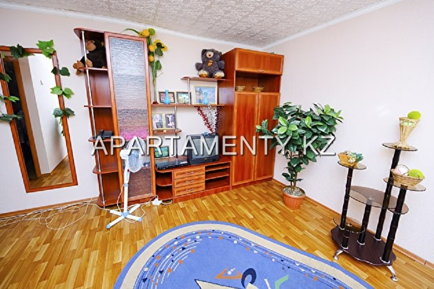 One bedroom apartment on the anniversary, Karagand
