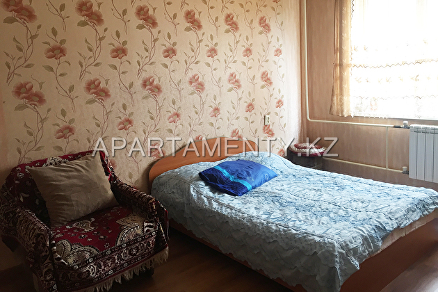 Rent one-room apartment in Almaty