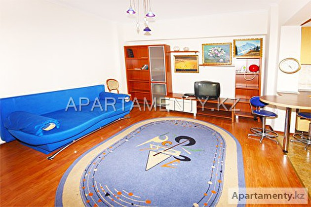 2-room apartment in Almaty