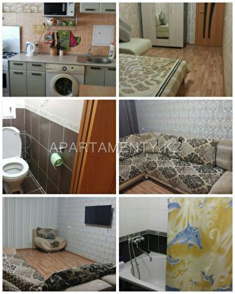 One bedroom apartment for rent Aktau