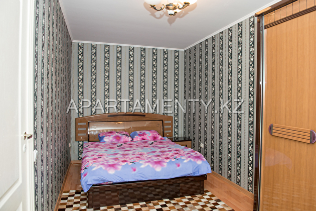 apartment on Abdirova, Karaganda