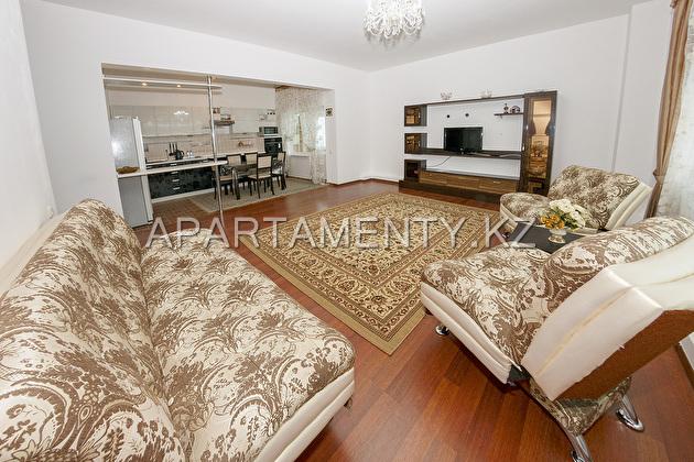 Rent one-bedroom apartment in Astana