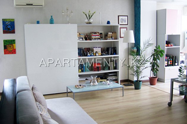 Artistic apartment for rent Almaty