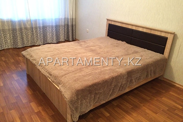 1-room apartment for daily rent, Uralsk