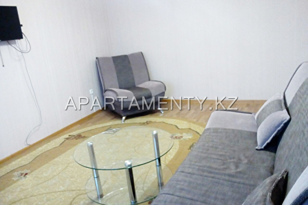 One bedroom apartment, Supermarket, Uralsk