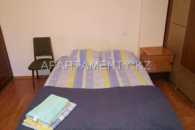 apartment for rent, district of Abai-Rozybakiev