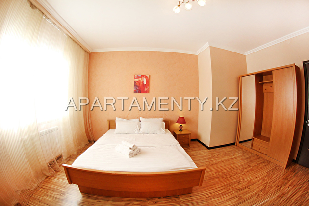 Two bedroom apartment, Almaty