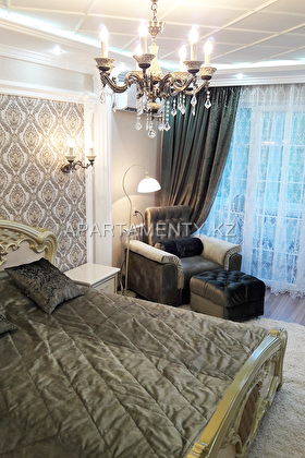 Apartment for rent in the Center of Shymkent