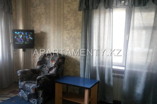 1-room apartment for daily rent, Petropavlovsk