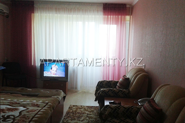 Studio apartment for daily rent, Aktau