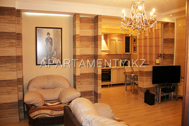 Excellent apartment in Karaganda