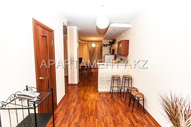 Comfortable one bedroom apartment, Atyrau
