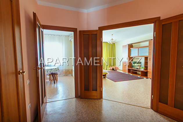 one-bedroom apartment in Atyrau