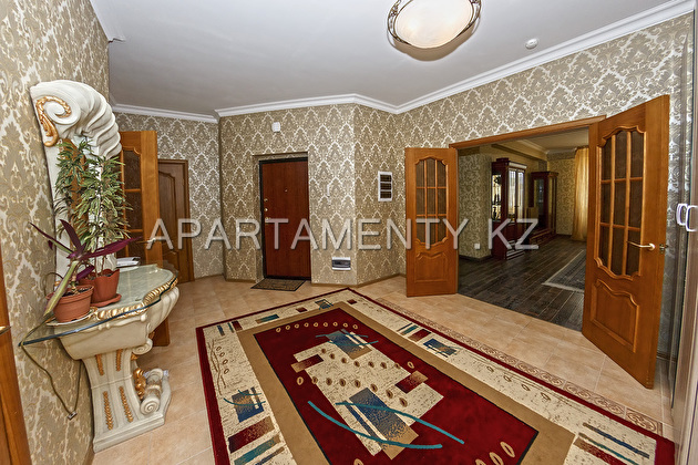 Apartment for rent with views of Baiterek Astana