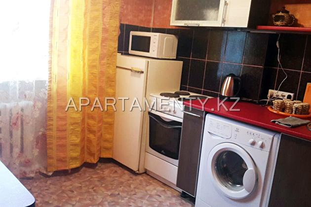 двухкомнатная квартира посуточно в Павлодаре