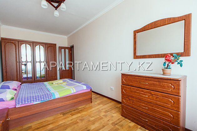 One-bedroom apartment, city of Atyrau