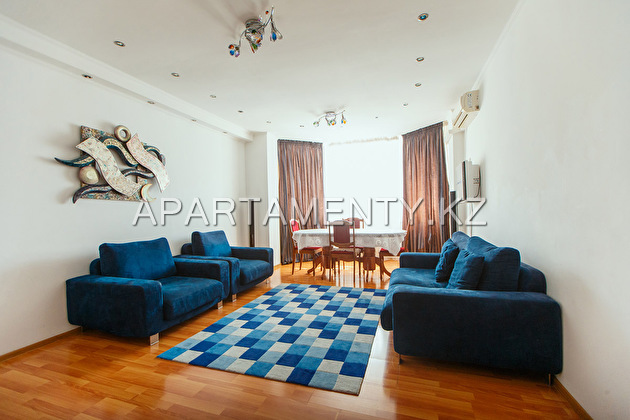 Two bedroom apartment for rent in Atyrau
