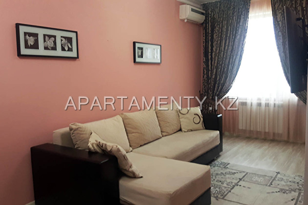 One-bedroom apartment, district 7, Aktau