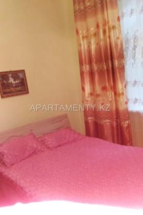 One-bedroom apartment suite, Almaty