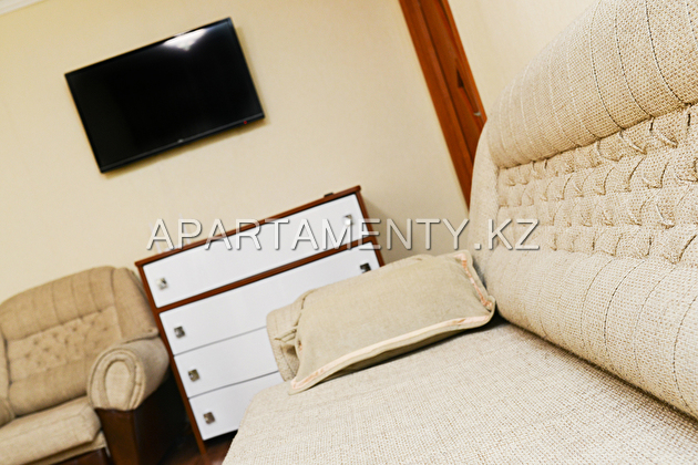 Apartment for rent in the center of Karaganda