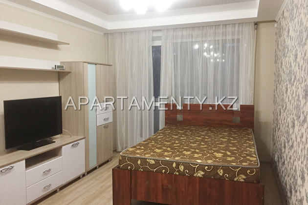 The apartment in Kostanay
