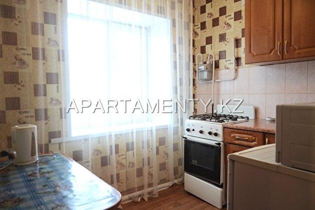 Однокомнатная квартира посуточно, Петропавловск