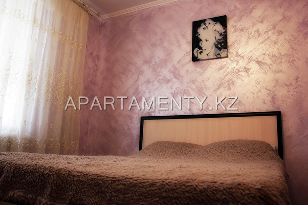 One bedroom apartment in the center of Karaganda c