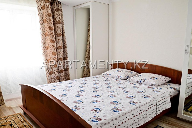 Apartment for rent in the center of the city of Ak