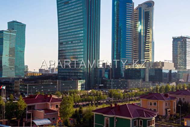 Apartment business class for rent Astana