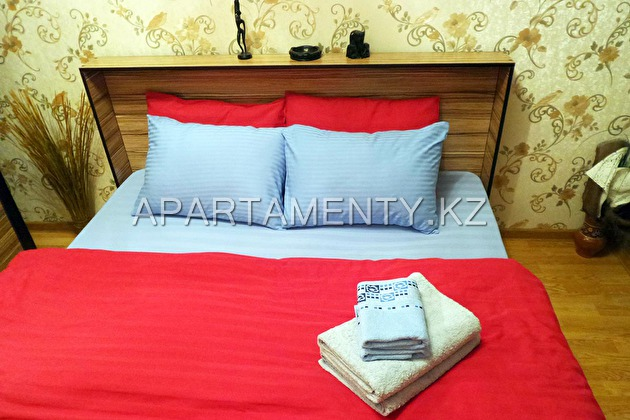 Apartments for daily rent, Aiteke, Almaty