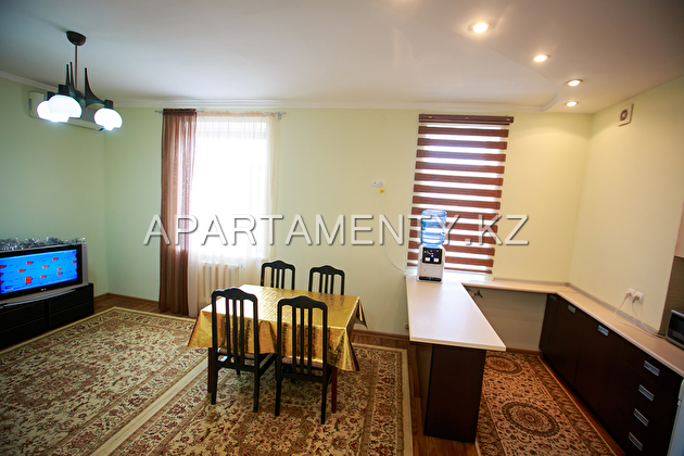 Luxurious two-bedroom apartment, Kyzylorda
