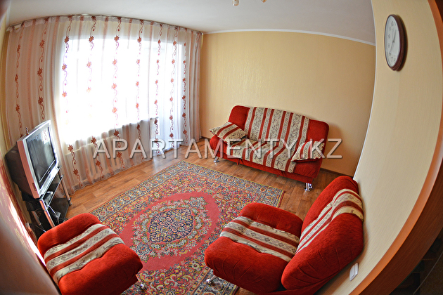 1-room apartment for a day, Kostanay