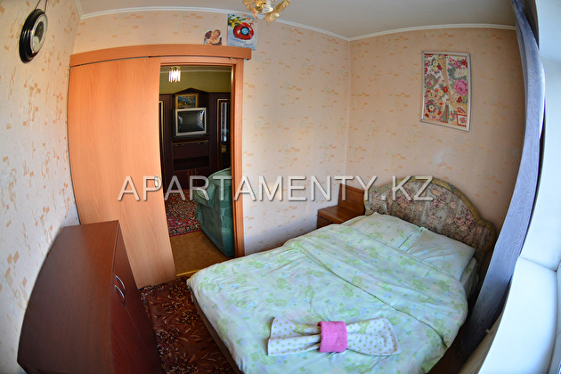 The apartment on the day, Kostanay