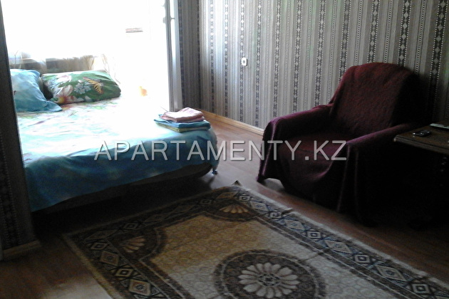 Apartment for rent in the city of Kostanay