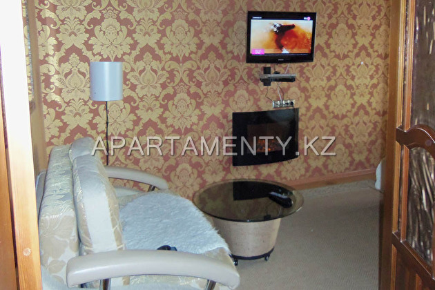1-bedroom apartment for rent, st. Al-Farabi 91