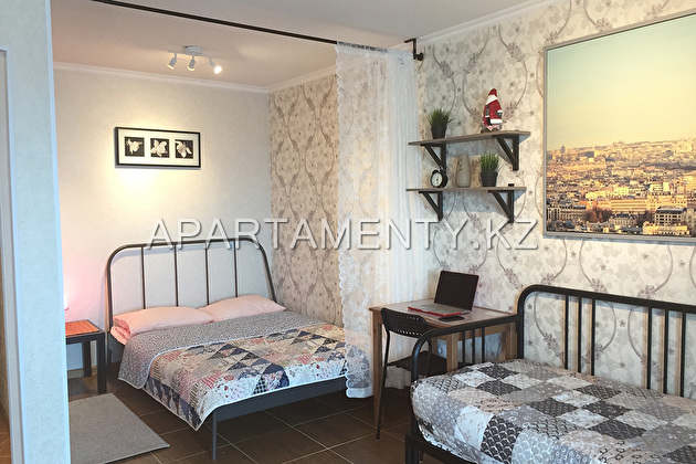 Apartment for Rent in Abay-Zheltoksan
