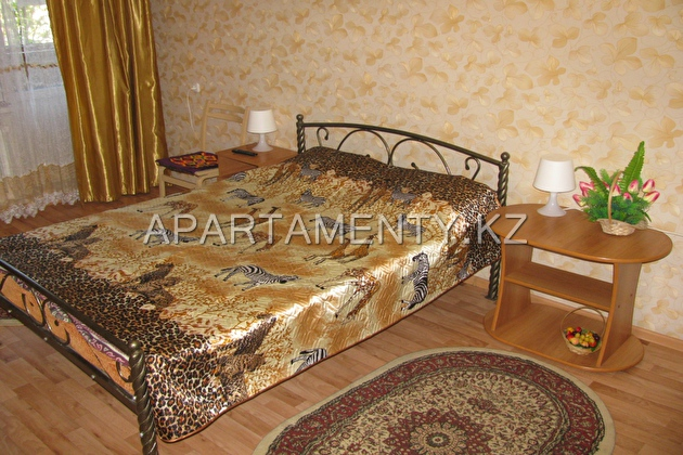 One bedroom apartment, Kostanay