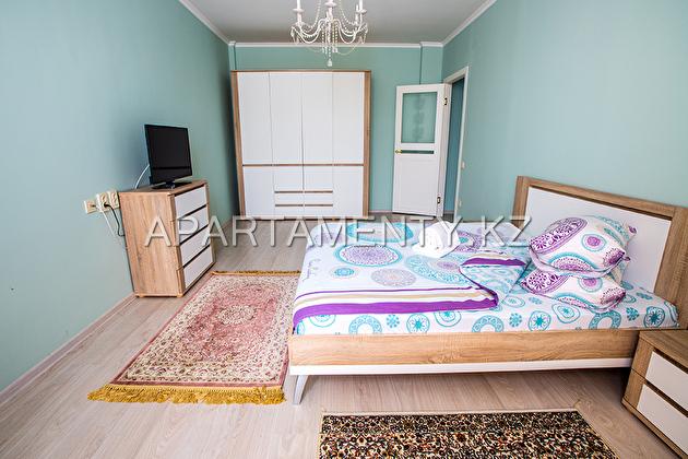 Однокомнатная квартира по пр. Сатпаева