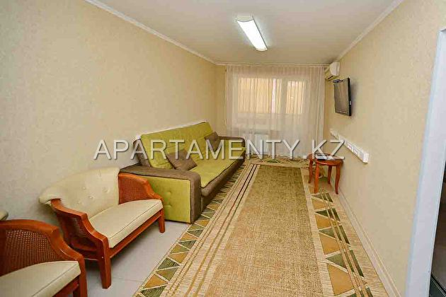1-room apartment for daily rent in Aktob