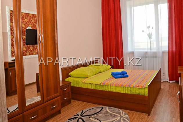 Bedroom apartment in Kokshetau
